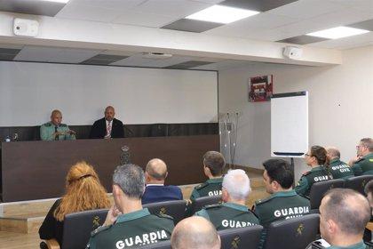 La Guardia Civil de Navarra forma a mandos del cuerpo en lucha contra violencia de género