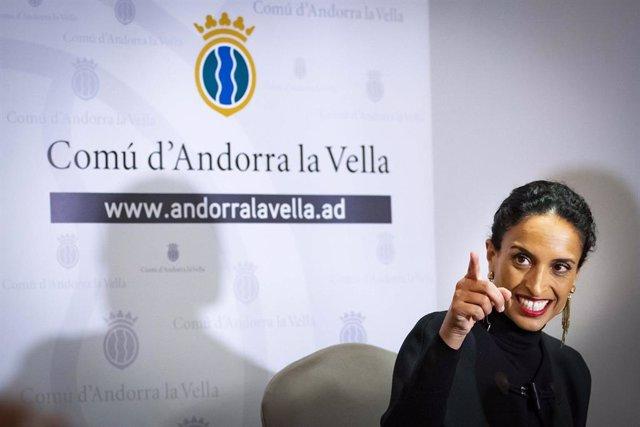 """Noa a Andorra: """"El camí a la solució d'un conflicte és clar, comena amb comunicació i el respecte"""""""
