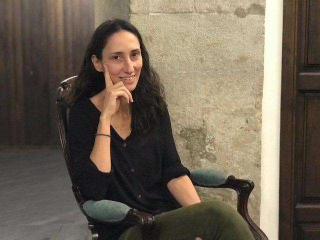 La periodista cultural Valèria Gaillard.