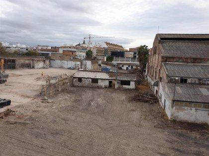Vigente la licencia de derribo de 2019 de las edificaciones no protegidas de La Trinidad y caducada la de 2011