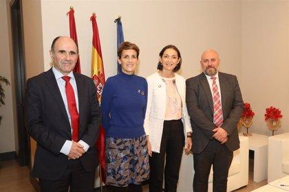 Una delegación china del sector del vehículo eléctrico visita Navarra para conocer sus empresas y centros tecnólogicos