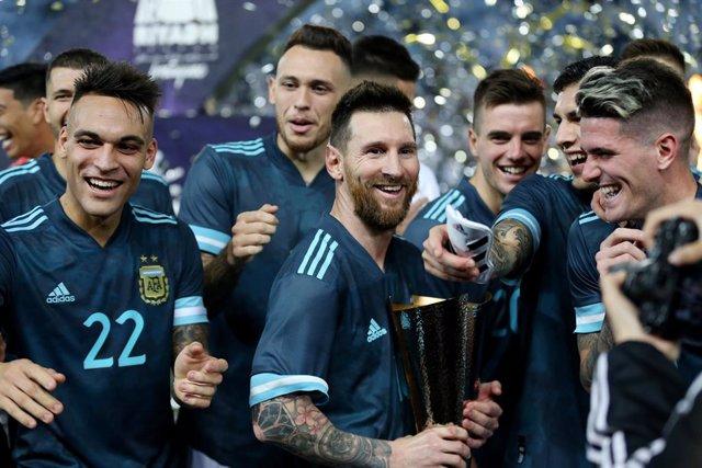 Fútbol.- Messi regresa con Argentina para someter a Brasil