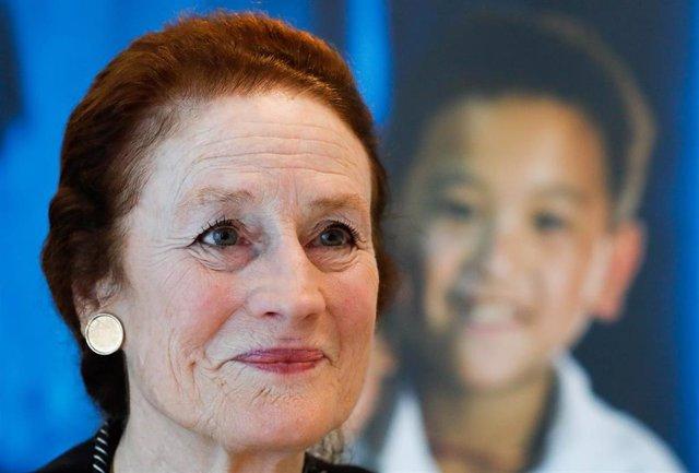 La directora ejecutiva del Fondo de Naciones Unidas para la Infancia (UNICEF), Henrietta Fore