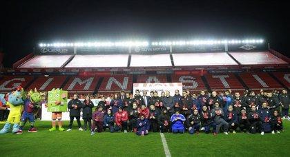 Tarragona se vuelca en el inicio de la tercera temporada de LaLiga Genuine Santander
