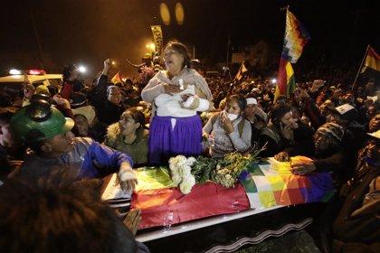Ya son nueve los cocaleros muertos en enfrentamientos con la Policía en Cochabamba, Bolivia