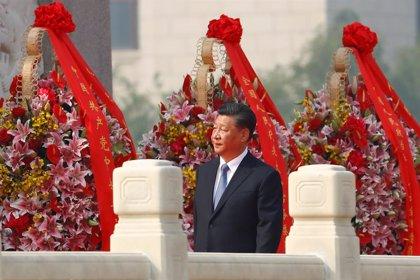 El presidente de China visita el Parque Nacional del Teide