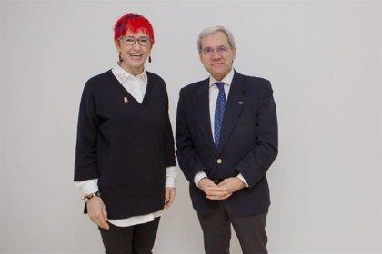 Santos Induráin se reúne con el presidente de la Sociedad Española de Medicina de Familia y Comunitaria (semFYC)