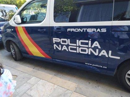 Un joven detenido en Palma por daños a vehículos, robo con fuerza y estar en situación irregular en España