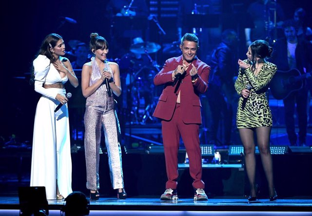 The 20th Annual Latin GRAMMY Awards - Show