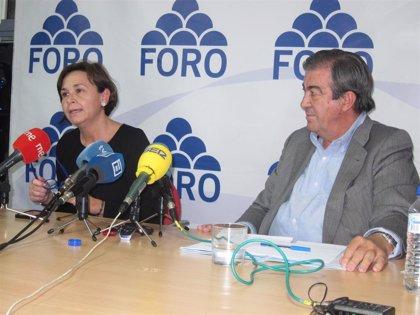 Cascos deja la vicepresidencia de Foro con duras críticas a Moriyón