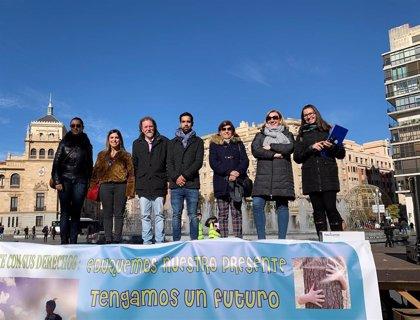 Isabel Blanco pide que todas las administraciones apuesten por los derechos de la infancia