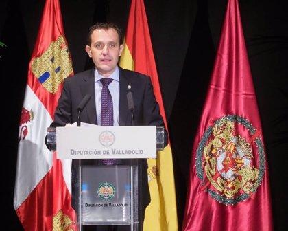 """Conrado Íscar asume como """"reto personal"""" hacer que Internet llegue a todos los pueblos de Valladolid"""