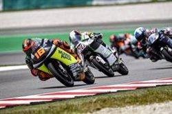 Migno aconsegueix l'última 'pole' de Moto3 per davant de Ramírez i Masià (GIGI SOLDANO / DPPI Media / AFP7 / Europa Press)