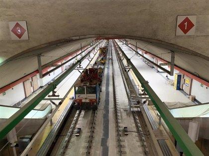 La reapertura este domingo del túnel de Recoletos tendrá un servicio especial para el Corredor del Henares