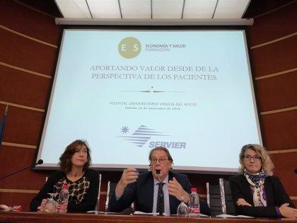Hospital Virgen del Rocío de Sevilla acoge la jornada 'Aportando valor desde la perspectiva de los pacientes'