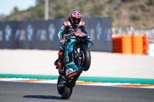 Quartararo s'imposa a Márquez en la lluita per la 'pole' a MotoGP (Oscar J. Barroso / AFP7 / Europa Press)