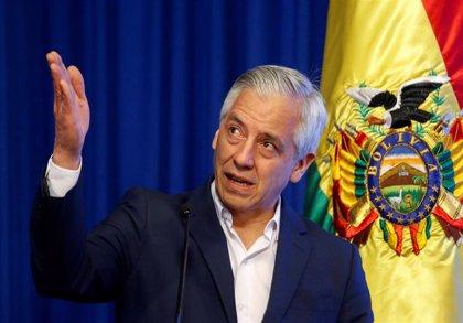 """Bolivia.- García Linera denuncia reuniones entre la oposición de Bolivia y los militares y que """"corrió plata"""""""