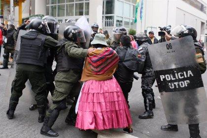 AMP4.- Bolivia.- Ya son nueve los cocaleros muertos en enfrentamientos con la Policía en Cochabamba, Bolivia