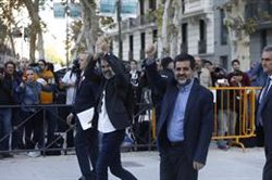 Amnistia Internacional critica la sentència de l'1-O i exigeix alliberar Jordi Sànchez i Jordi Cuixart (EUROPA PRESS - Archivo)