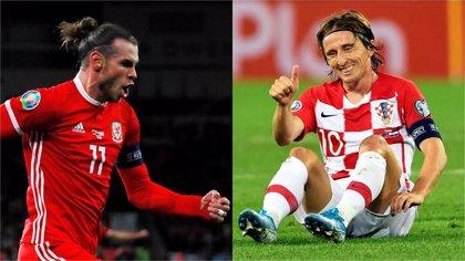 La Gales de Bale se jugará el pase en la última jornada y Croacia se clasifica líder