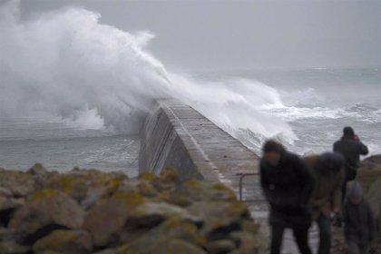 Unas 145.000 personas siguen sin suministro eléctrico por el temporal en Francia