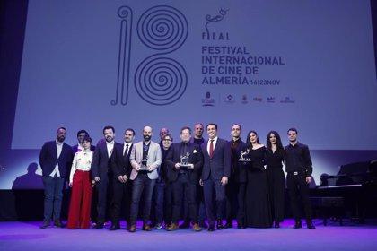 La XVIII edición del Festival Internacional de Cine de Almería arranca con el homenaje a Jorge Sanz