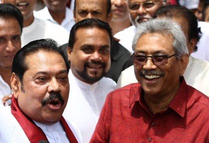 Rajapaksa encabeza el recuento de votos de las elecciones en Sri Lanka, según los primeros resultados