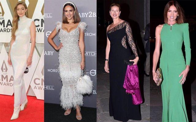 Lista de los mejores looks de la semana