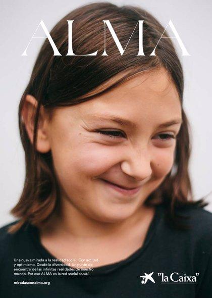 Un libro recopila las historias y los protagonistas de la red social 'Alma' de La Caixa