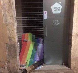L'Espai LGTBI de Girona denuncia un