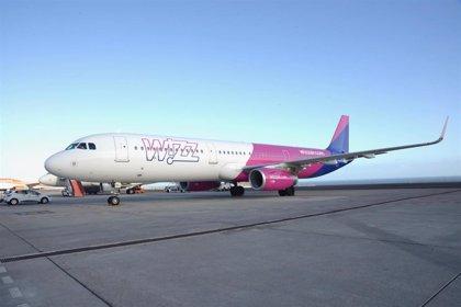 Wizz Air inaugura la ruta Londres con Tenerife Sur