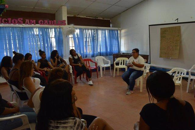 Jornada con mujeres venezolanas que se ven obligadas a prostituirse en Colombia organizada por MSF