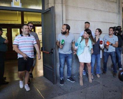 Juicio en Córdoba a cuatro miembros de 'La Manada' por abusos a una joven en Pozoblanco