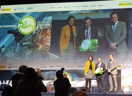 Bodegas Franco Españolas, finalista en los premios nacionales de Industria Conectada 4.0.