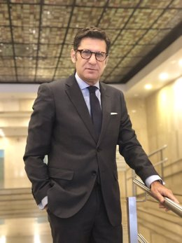El presidente del Tribunal Superior de Justicia (TSJ) de la Región de Murcia, Miguel Pasqual del Riquelme