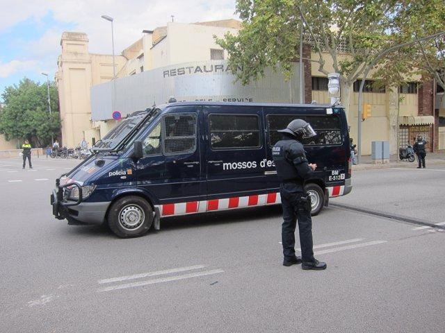 Antidisturbis Mossos (Recurs)