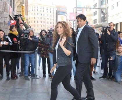 Shakira, la gran ausente de la cena de la Copa Davis, la cita más importante de Piqué