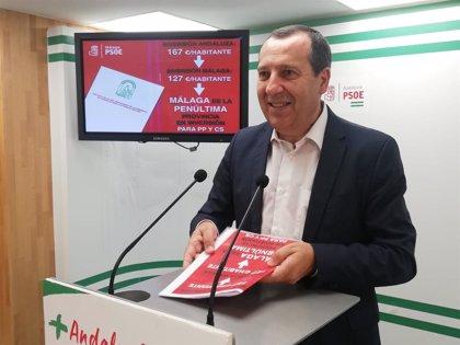 """El PSOE de Málaga destaca que el acuerdo con Unidas Podemos es """"la mejor respuesta al crecimiento de la ultraderecha"""""""