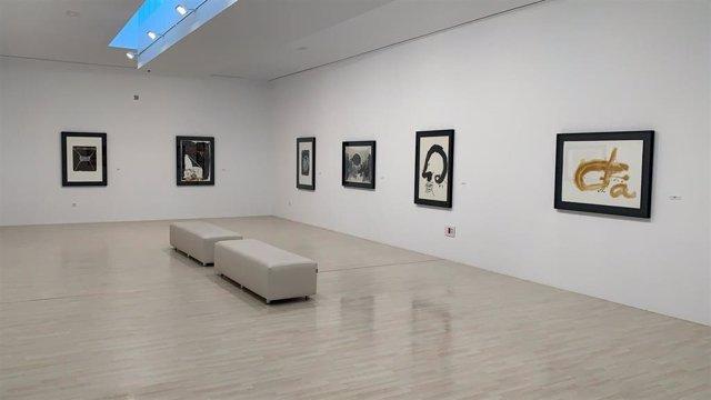 Exposición de Antoni Tàpies itinerante por la provincia de Málaga de la mano de la Térmica de la Diputación