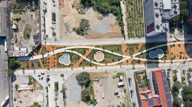 Reurbanització del carrer Cristóbal de Moura