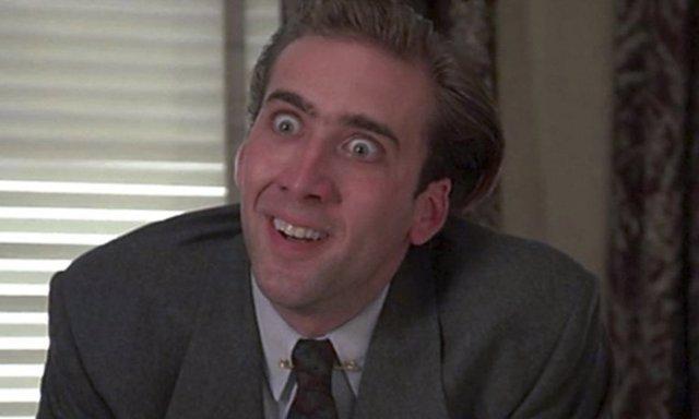 Nicolas Cage en 'Besos de Vampiro'