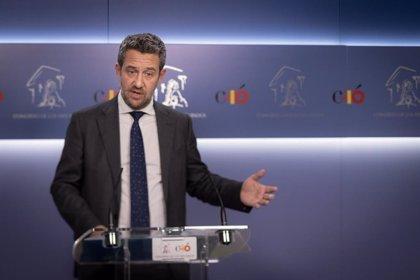 """El PP apela al PSOE """"sensato"""" para que """"fuerce a Sánchez a romper"""" su acuerdo con Unidas Podemos"""
