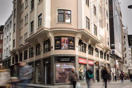 La Oficina de C-LM en Madrid ha superado este mes de noviembre las 100.000 visitas