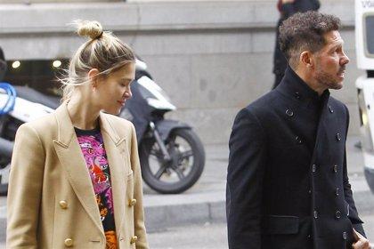 Carla Pereyra y Simeone, romántica escapada a París