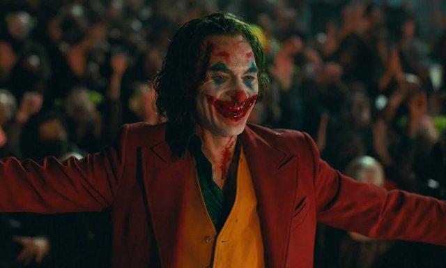 Joaquin Phoenix en su mayor momento de gloria como 'Joker'