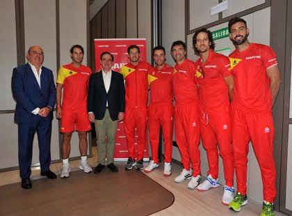 """Rafa Nadal: """"Es una Copa Davis nueva y tenemos que estar atentos"""""""