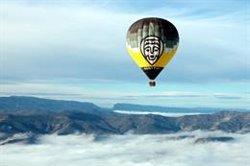 El Geoparc Orígens estrena vols en globus per gaudir des de l'aire de la Conca de Tremp (ACN)