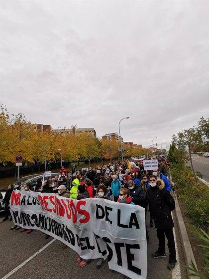 """La FRAVM exige que no se lleven más basuras a Vallecas cuando """"hay otras opciones que la Mancomunidad ha reconocido"""""""