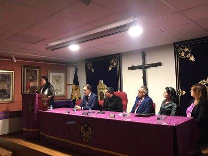El pregón de Dolores Galán abre la festividad de Santa Catalina, copatrona de Jaén
