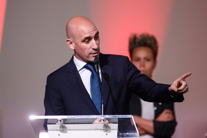 """Rubiales: """"Esta es la Supercopa de la igualdad, tendemos la mano a RTVE"""""""